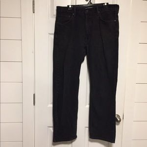 Levi, black Jeans great condition. 505, W38xL32
